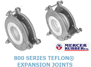 Click for Mercer 800 Series Teflon Expansion Joints