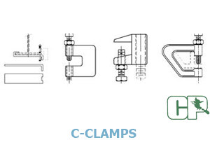 Click for CP C-Clamps
