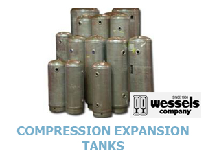 Click for Wessels Compression Expansion Tanks