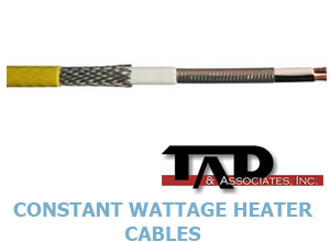 Click for TAD's Constant Wattage Heater Cables