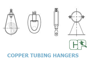 Click for Copper Tubing & Hangers