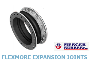 Click for Mercer Rubber's Flexmore Expansion Joints