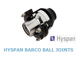 Click for Hyspan Barco Ball Joints