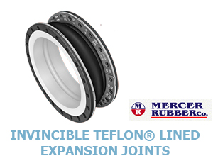 Click for Mercer Invincible Teflon Expansion Joints
