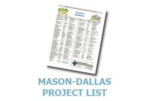 Click for Mason-Dallas Project List