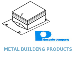 Click for Pate's Metal Building Products