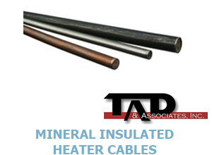 Click for TAD Mineral Insulated Heater Cables