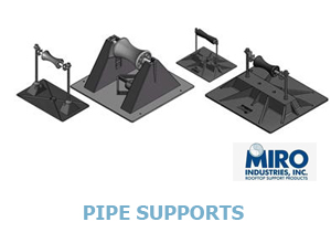 Click for Miro Industries Pipe Support