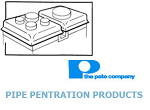 Click for Pate's Pipe Penetration Products