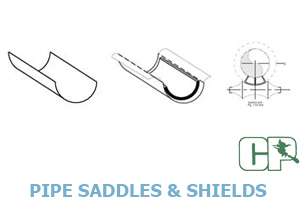 Click for CP Pipe Saddles & Shields