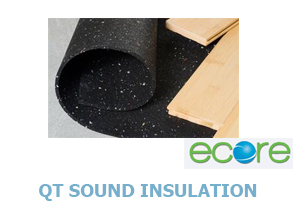 Click for Ecore QT Sound Insulation