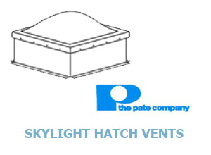 Click for Pate's Skylight, Hatches & Vents
