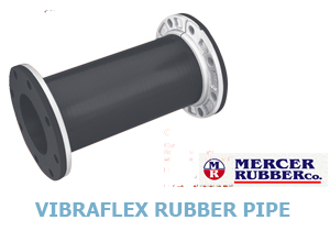 Click for Mercer Vibraflex Rubber Pipe